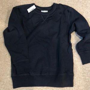 Children's Place navy blue sweatshirt